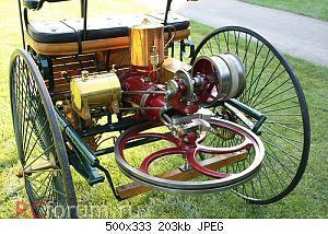 Нажмите на изображение для увеличения Название: benz patentwagen'.jpg Просмотров: 46 Размер:202.7 Кб ID:3325185