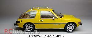 Нажмите на изображение для увеличения Название: AMC Pacer X (7).jpg Просмотров: 22 Размер:131.9 Кб ID:5763465