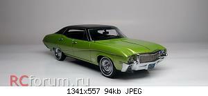 Нажмите на изображение для увеличения Название: Buick Skylark 1968 (8).jpg Просмотров: 16 Размер:94.2 Кб ID:5763762