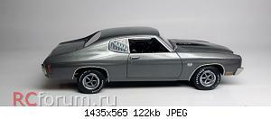 Нажмите на изображение для увеличения Название: Chevrolet Chevelle (7).jpg Просмотров: 22 Размер:122.2 Кб ID:5763876
