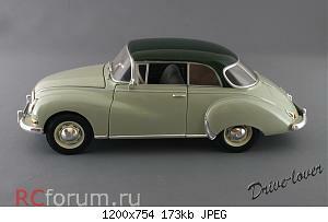Нажмите на изображение для увеличения Название: Auto Union 1000 S Coupe Revell 08988_02.jpg Просмотров: 5 Размер:172.9 Кб ID:990348