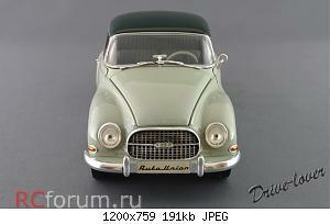 Нажмите на изображение для увеличения Название: Auto Union 1000 S Coupe Revell 08988_04.jpg Просмотров: 5 Размер:191.4 Кб ID:990350