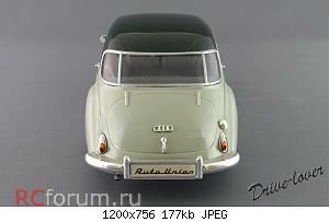 Нажмите на изображение для увеличения Название: Auto Union 1000 S Coupe Revell 08988_05.jpg Просмотров: 5 Размер:177.4 Кб ID:990351