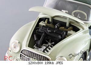 Нажмите на изображение для увеличения Название: Auto Union 1000 S Coupe Revell 08988_08.jpg Просмотров: 10 Размер:198.6 Кб ID:990354