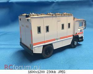 Нажмите на изображение для увеличения Название: Fire Brigade - Metro Police Dennis Prison Van 02.jpg Просмотров: 15 Размер:230.2 Кб ID:4196639