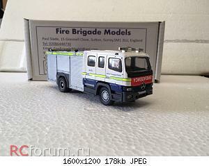 Нажмите на изображение для увеличения Название: Fire Brigade - Mercedes Atego Transport For London Response Unit 01.jpg Просмотров: 17 Размер:177.9 Кб ID:4196649