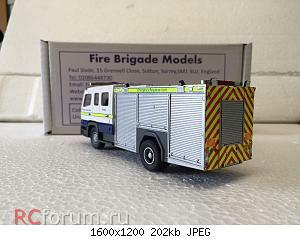 Нажмите на изображение для увеличения Название: Fire Brigade - Mercedes Atego Transport For London Response Unit 02.jpg Просмотров: 15 Размер:202.0 Кб ID:4196650