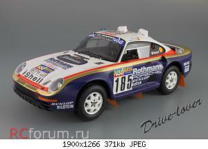 Нажмите на изображение для увеличения Название: Porsche 959 Dakar Rally raid True Scale Miniatures TSM111806R_01.JPG Просмотров: 9 Размер:371.5 Кб ID:2434990