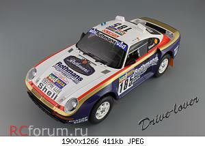 Нажмите на изображение для увеличения Название: Porsche 959 Dakar Rally raid True Scale Miniatures TSM111806R_04.JPG Просмотров: 5 Размер:410.8 Кб ID:2434993