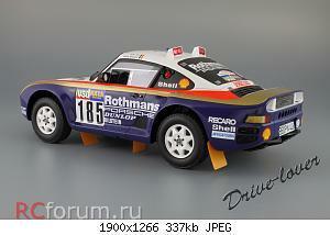 Нажмите на изображение для увеличения Название: Porsche 959 Dakar Rally raid True Scale Miniatures TSM111806R_10.JPG Просмотров: 7 Размер:337.5 Кб ID:2434999