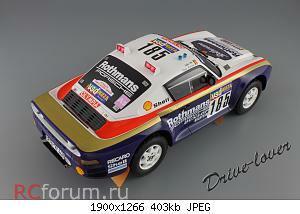 Нажмите на изображение для увеличения Название: Porsche 959 Dakar Rally raid True Scale Miniatures TSM111806R_12.JPG Просмотров: 4 Размер:402.5 Кб ID:2435003
