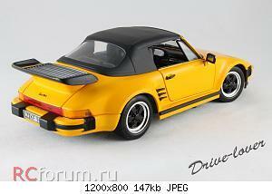 Нажмите на изображение для увеличения Название: Porsche 911 Turbo Slantnose Cabriolet Revell 08670_06.jpg Просмотров: 12 Размер:147.4 Кб ID:2444089