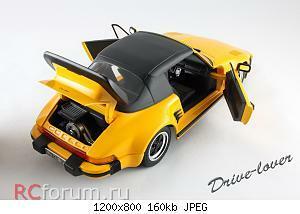 Нажмите на изображение для увеличения Название: Porsche 911 Turbo Slantnose Cabriolet Revell 08670_07.jpg Просмотров: 10 Размер:159.8 Кб ID:2444090