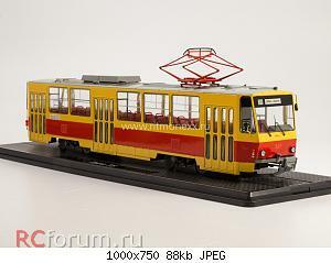 Нажмите на изображение для увеличения Название: Трамвай Tatra-T6B5.jpg Просмотров: 7 Размер:87.9 Кб ID:6189305