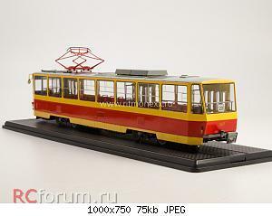 Нажмите на изображение для увеличения Название: Трамвай Tatra-T6B5_.jpg Просмотров: 5 Размер:75.1 Кб ID:6189306