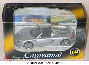 Нажмите на изображение для увеличения Название: Porsche Carrera GT Convertible 01.jpg Просмотров: 8 Размер:608.8 Кб ID:6327441