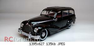 Нажмите на изображение для увеличения Название: EMW 340 7 Kombi 1951 (2).jpg Просмотров: 4 Размер:134.5 Кб ID:5940934
