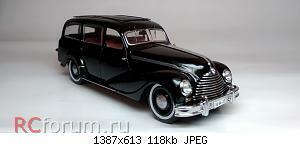 Нажмите на изображение для увеличения Название: EMW 340 7 Kombi 1951 (8).jpg Просмотров: 4 Размер:117.6 Кб ID:5940940