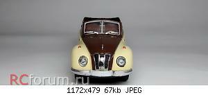 Нажмите на изображение для увеличения Название: IFA F9 Cabriolet 1952 (1).jpg Просмотров: 5 Размер:66.6 Кб ID:5940992