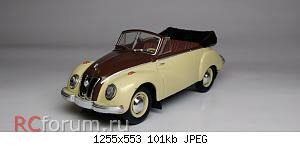 Нажмите на изображение для увеличения Название: IFA F9 Cabriolet 1952 (2).jpg Просмотров: 7 Размер:101.1 Кб ID:5940993