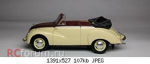 Нажмите на изображение для увеличения Название: IFA F9 Cabriolet 1952 (3).jpg Просмотров: 5 Размер:107.5 Кб ID:5940994