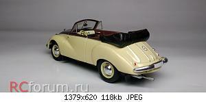 Нажмите на изображение для увеличения Название: IFA F9 Cabriolet 1952 (4).jpg Просмотров: 5 Размер:117.6 Кб ID:5940995