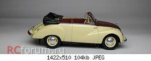 Нажмите на изображение для увеличения Название: IFA F9 Cabriolet 1952 (7).jpg Просмотров: 3 Размер:103.9 Кб ID:5940998