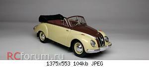 Нажмите на изображение для увеличения Название: IFA F9 Cabriolet 1952 (8).jpg Просмотров: 3 Размер:103.9 Кб ID:5940999