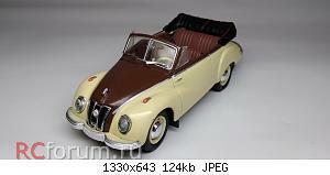 Нажмите на изображение для увеличения Название: IFA F9 Cabriolet 1952 (9).jpg Просмотров: 3 Размер:124.2 Кб ID:5941000