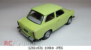 Нажмите на изображение для увеличения Название: Trabant 601 1964 (10).jpg Просмотров: 6 Размер:106.0 Кб ID:5941063