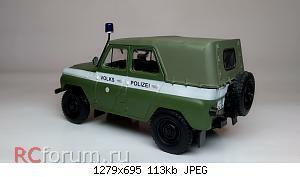 Нажмите на изображение для увеличения Название: УАЗ-469Б Volkspolizei 1973 (4).jpg Просмотров: 8 Размер:112.7 Кб ID:5941073