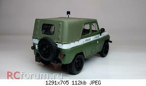 Нажмите на изображение для увеличения Название: УАЗ-469Б Volkspolizei 1973 (6).jpg Просмотров: 8 Размер:112.2 Кб ID:5941075